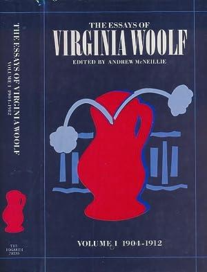 The Essays of Virginia Woolf. Volume 1: Woolf, Virginia; Bell,