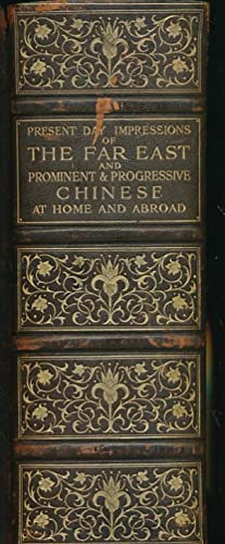 Present Day Impressions of the Far East: Morton-Cameron, W H