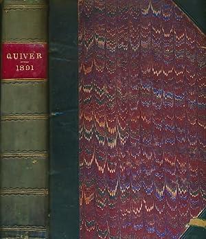 The Quiver: An Illustrated Magazine. Volume XXVI.: Everett-Green, Evelyn; Everard,