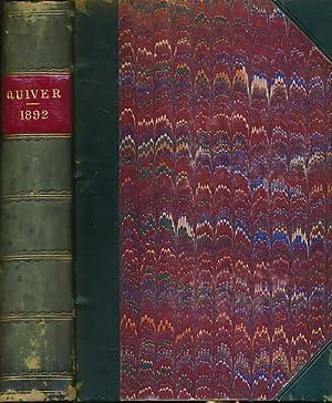 The Quiver: An Illustrated Magazine. Volume XXVII.: Everett-Green, Evelyn; Allon,