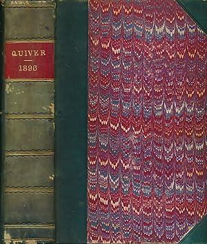 The Quiver: An Illustrated Magazine. Volume XXXI.: Carpenter, William Boyd;