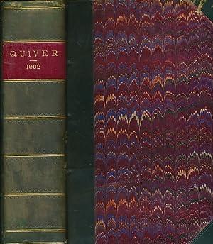 The Quiver: An Illustrated Magazine. Volume XXXVII.: Hocking, Joseph; MacMillan,