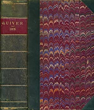 The Quiver: An Illustrated Magazine. Volume XXXIX.: Holmes, F M;