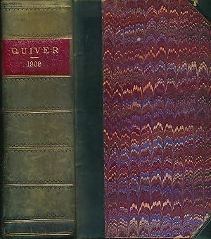 The Quiver: An Illustrated Magazine. Volume XLIV.: Everett-Green, Evelyn; Swan,