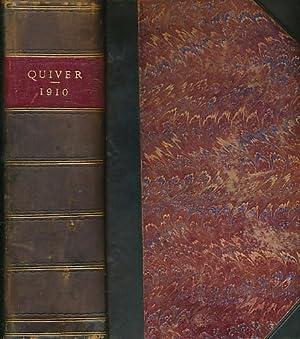 The Quiver: An Illustrated Magazine. Volume XLV.: Everett-Green, Evelyn; Swan,