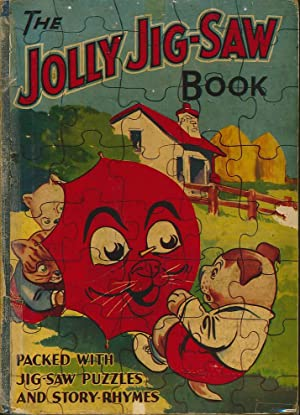 The Jolly Jig-Saw Book: Anon
