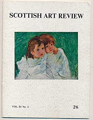 The Scottish Art Review. 1967 Volume XI.: Glasgow Art Gallery
