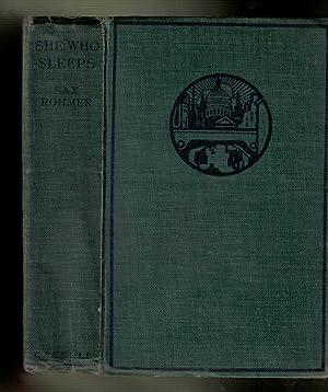 She Who Sleeps: Rohmer, Sax [Ward,