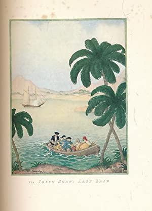 Treasure Island. Signed Limited Edition: Stevenson, Robert Louis;