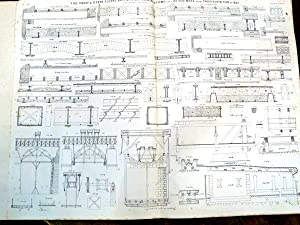Modern Building and Architecture: A Series of Working Drawings and Practical Designs; Including ...