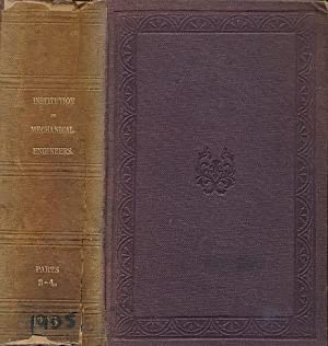 The Institution of Mechanical Engineers. Proceedings 1905, Parts 3-4. July-December 1905: ...