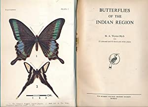Butterflies of the Indian Region: Wynter-Blyth, M A