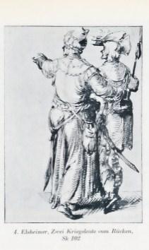 Adam Elsheimer Als Zeichner. Goudts Nachahmungen und Elsheimers Weiterleben bei Rembrandt: Drost, ...
