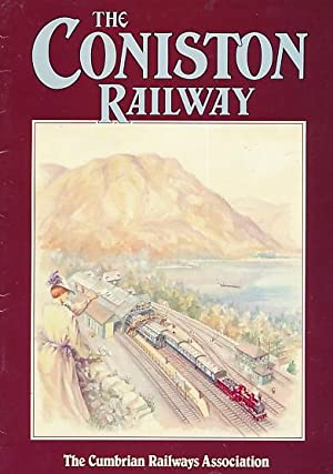 The Coniston Railway: Andrews, Michael