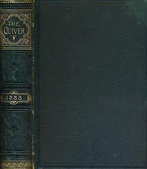 The Quiver: An Illustrated Magazine. Volume XVIII.: Oxenden, Ashton; Allon,