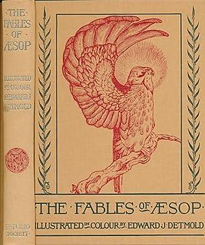 The Fables of Æsop [Aesop]: Æsop [Aesop]; Detmold,