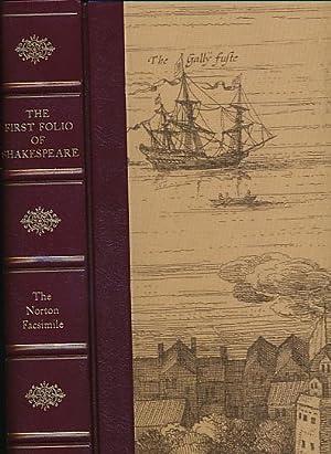 The First Folio of Shakespeare. The Norton: Shakespeare, William; Hinman,