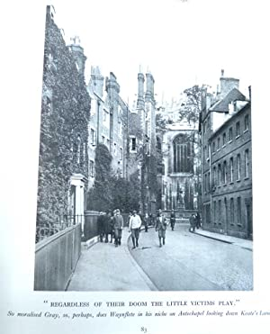 Eton College. Special Etonian Limited Edition: Hussey, Christopher