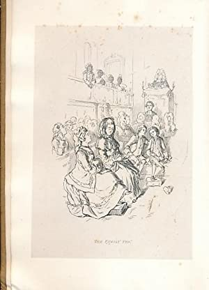 The Virginians, volume I. The Works of William Makepeace Thackeray. Volume VIII. Large paper ...
