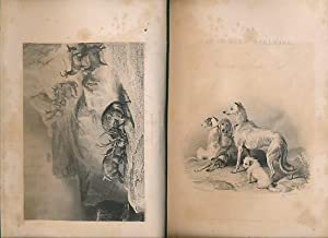 The Art of Deer Stalking: Scrope, William; Landseer, Charles & Edwin [illus]