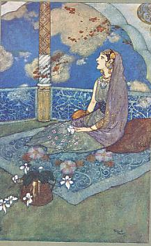 Stories from the Arabian Nights: Housman, Laurence; Dulac, Edmund [illus.]