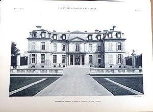 Les Anciens Chateux de France. Series 2: L'Ille-de-France, Bevilliers-Breteuil, Champs, ...