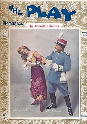 The Play Pictorial. Ten issues, 1910: Findon, B W [ed.]