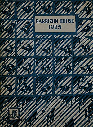 Barbizon House: An Illustrated Record. 1925. Signed copy: Thomson, D Croal [ed.]