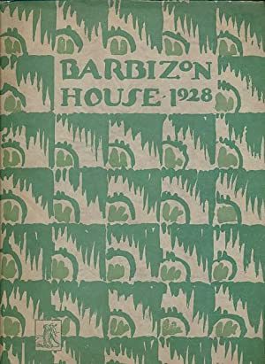 Barbizon House: An Illustrated Record. 1928. Signed copy: Thomson, D Croal [ed.]