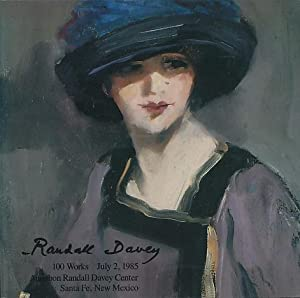 Randall Davey: 100 Works. Tuesday July 2nd,: Christie's