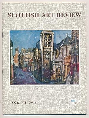 The Scottish Art Review. 1959 Volume VII.: Glasgow Art Gallery