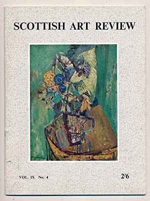 The Scottish Art Review. 1964 Volume IX.: Glasgow Art Gallery