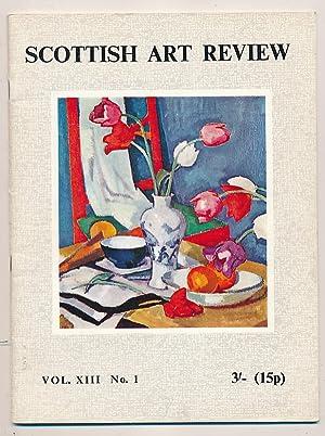 The Scottish Art Review. 1971 Volume XIII.: Glasgow Art Gallery