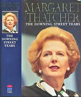 The Downing Street Years. De Luxe Edition: Thatcher, Margaret