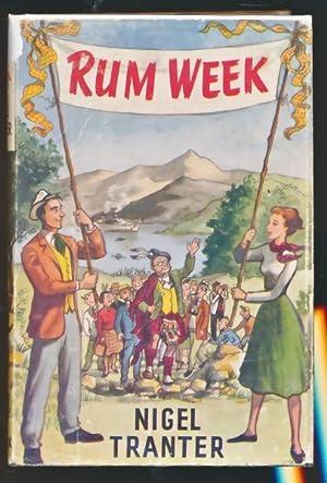 Rum Week: Tranter, Nigel
