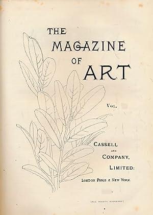 The Magazine of Art. Volume XI. 1888: Cassell