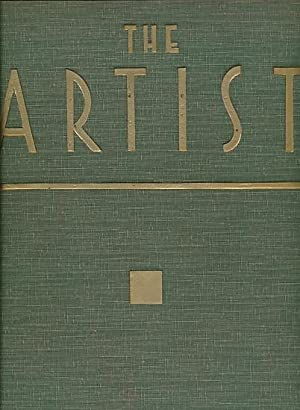 The Artist - Volume 7 [March, 1934 - August, 1934]: Sawkins, Harold [ed.]