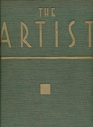 The Artist - Volume 6 [September, 1933 - February, 1934]: Sawkins, Harold [ed.]