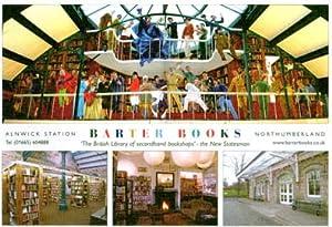 Barter Books Composite Postcard: Dodd, Peter