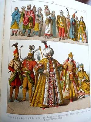 Modes et Costumes Historiques Etrangers: Pauquet Fréres