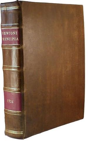 Philosophiæ Naturalis Principia Mathematica. [Mathematical Principles of: Newtono, Isaaco [Newton,