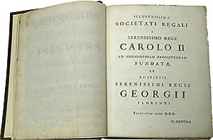 Philosophiæ Naturalis Principia Mathematica. [Mathematical Principles of Natural Philosophy]:...