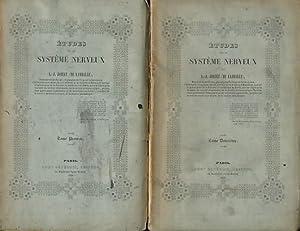 Études sur Le Système Nerveux. 2 volumes: Jobert, [de Lamballe], A-J