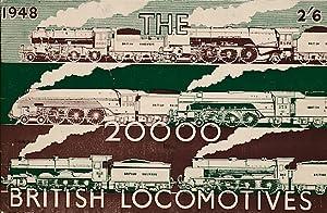 The 20000 British Locomotives: Quadrant
