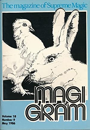 The Magigram. Volume 18 No. 9. May: de Courcy, Ken