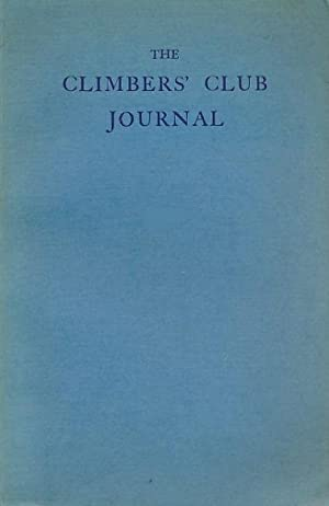 The Climbers' Club Journal. 1943. Vol. VII. No. 2. Issue 69: Pullinger, F A [ed.]