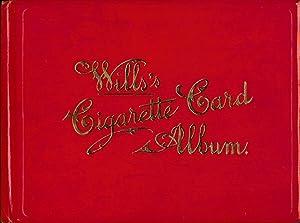 Wild Flowers, Roses, Merchant Ships, Door Knockers, Miniatures. Wills' Cigarette Card Album: ...