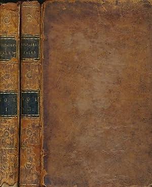 Romances, Tales and Smaller Pieces. 2 volume set: Voltaire, François-Marie Arouet de