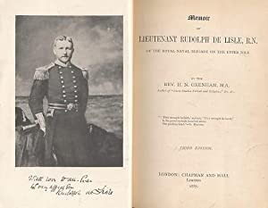 Memoir of Lieutenant Rudolph de Lisle RN of the Royal Naval Brigade on the Upper Nile: Oxenham, Rev...