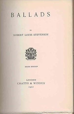 Ballads: Stevenson, Robert Louis